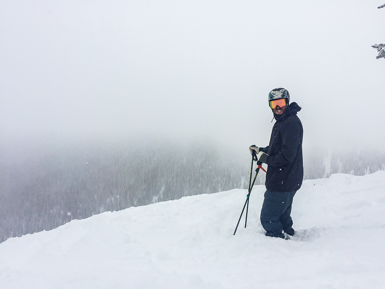 Cy Whitling reviews the Armada Sherwin Jacket for Blister Gear Review.