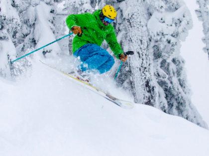 Flash Review: J Skis Masterblaster