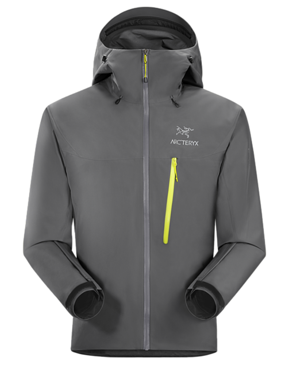 Luke Koppa reviews the Arc'teryx Alpha FL Jacket for Blister Gear Review.