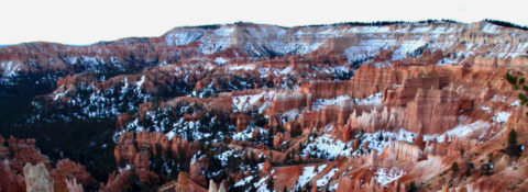Yvon, Utah, OR, Bryce Canyon, by Cy Whitling