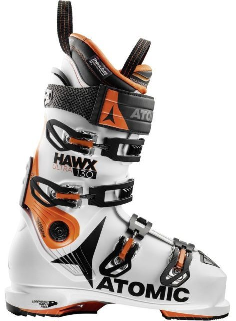 Jonathan Ellsworth reviews the Atomic Hawx Ultra 130 for Blister Review