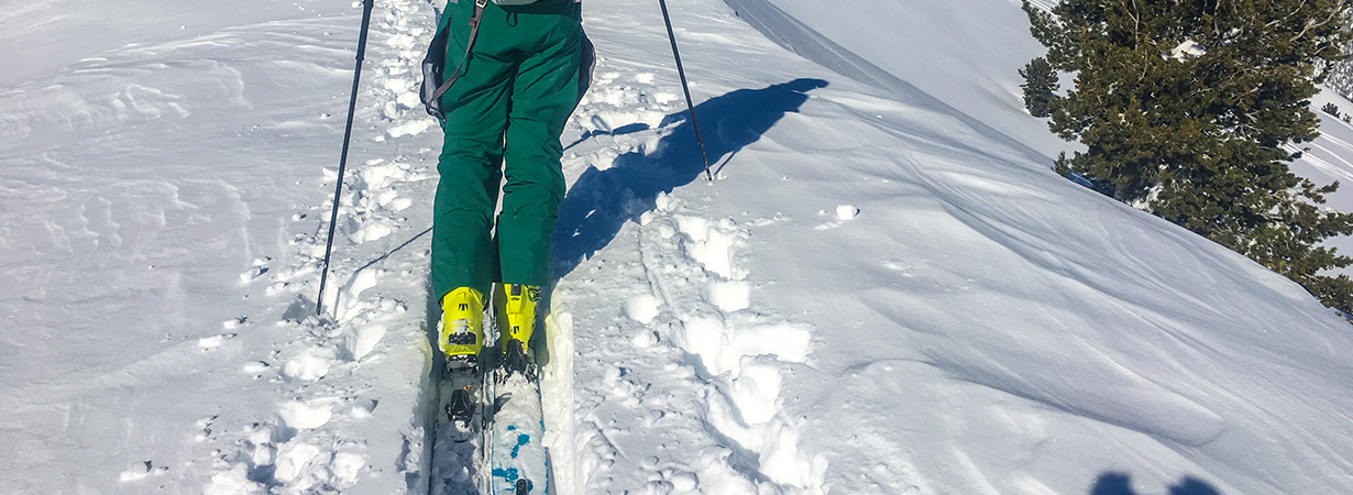 Paul Forward reviews the Tecnica Zero G Guide Pro boot for Blister Gear Review