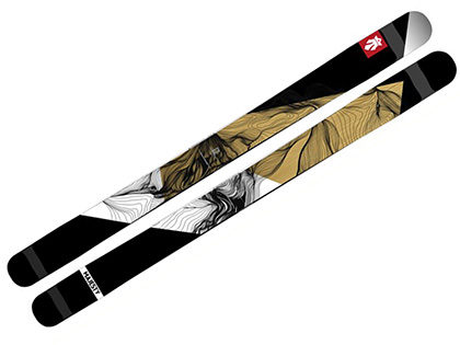 First Look: 2016-2017 Majesty Skis Superior