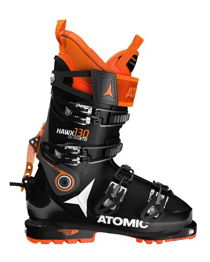Jonathan Ellsworth reviews the Atomic Hawx Ultra XTD for Blister Gear Review.