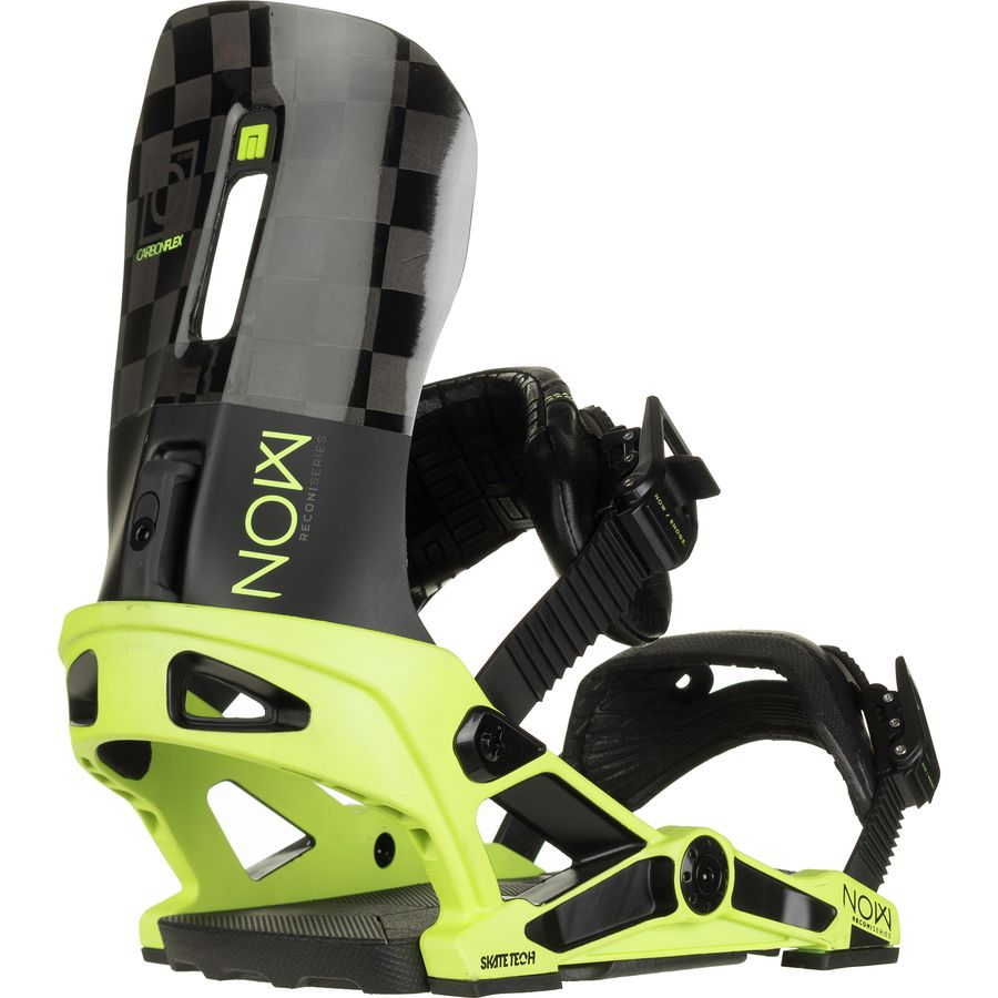 Andrew Forward reviews the NOW Recon snowboard binding for Blister Gear Review