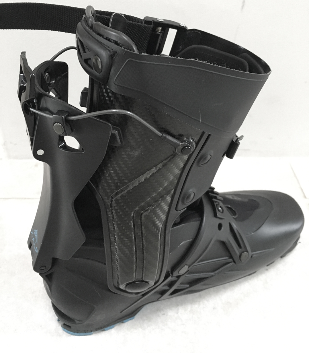 Blister Gear Review reviews the Salomon S-Lab X-Alp boot for Blister Gear Review.