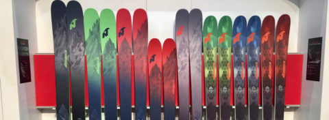 Nordica Enforcer lineup - SIA