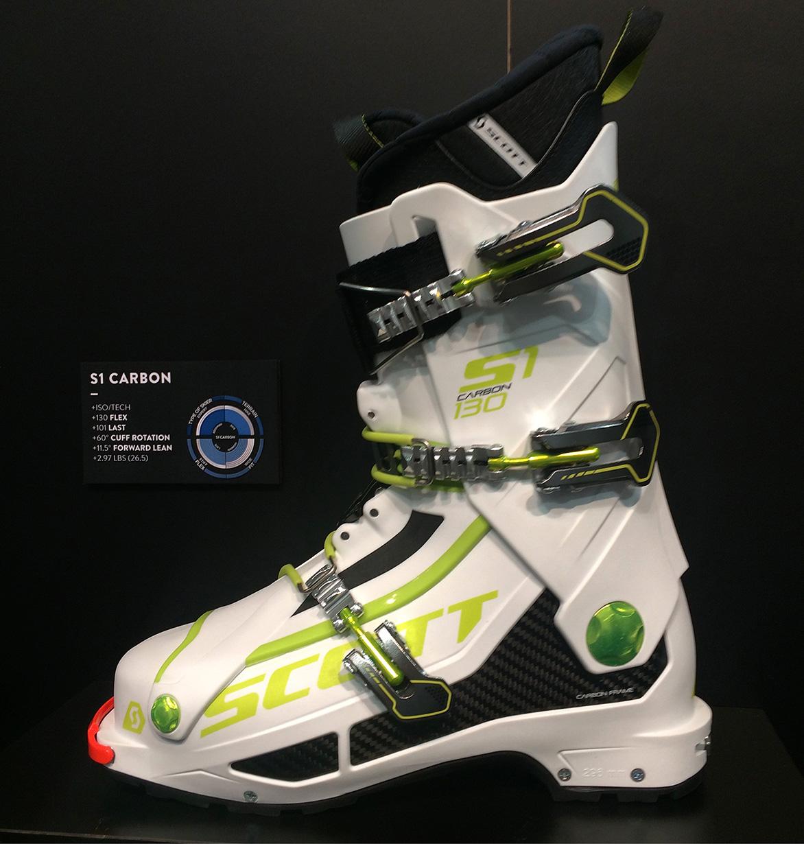 Scott S1 Carbon 130