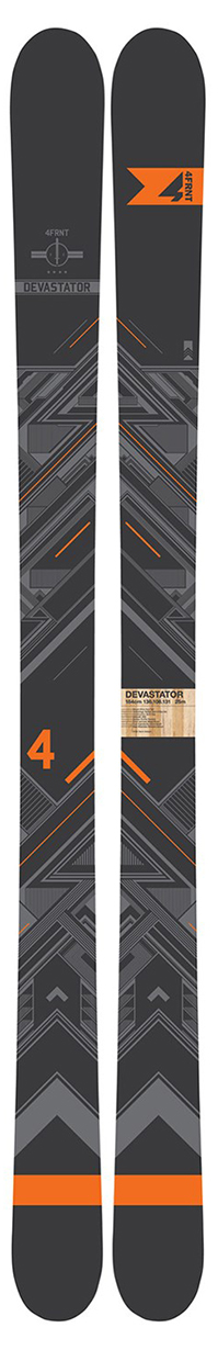Jonathan Ellsworth reviews the 4FRNT Devastator for Blister Gear Review.