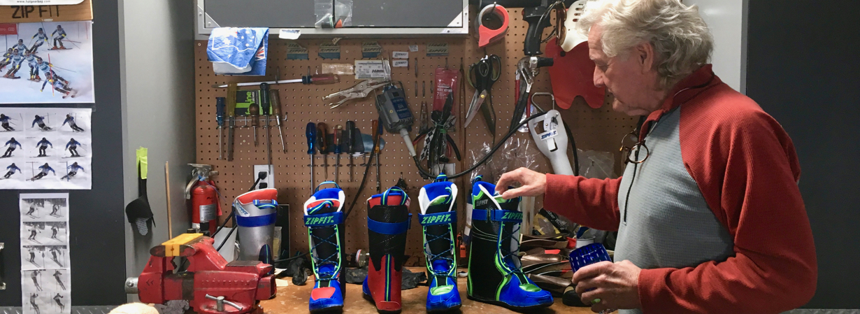 Ep. 35: Sven Coomer, Founder of Zipfit Ski Boot Liners