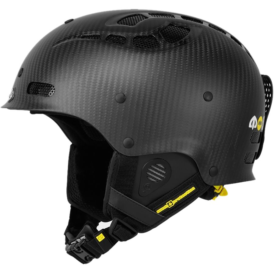 Paul Forward reviews the Sweet Protection Grimner TE helmet for Blister Gear Review.
