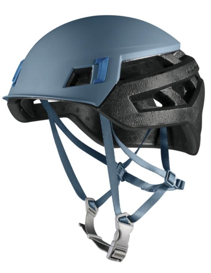 Matt Zia reviews the Mammut Wall Rider helmet for Blister gear Review.