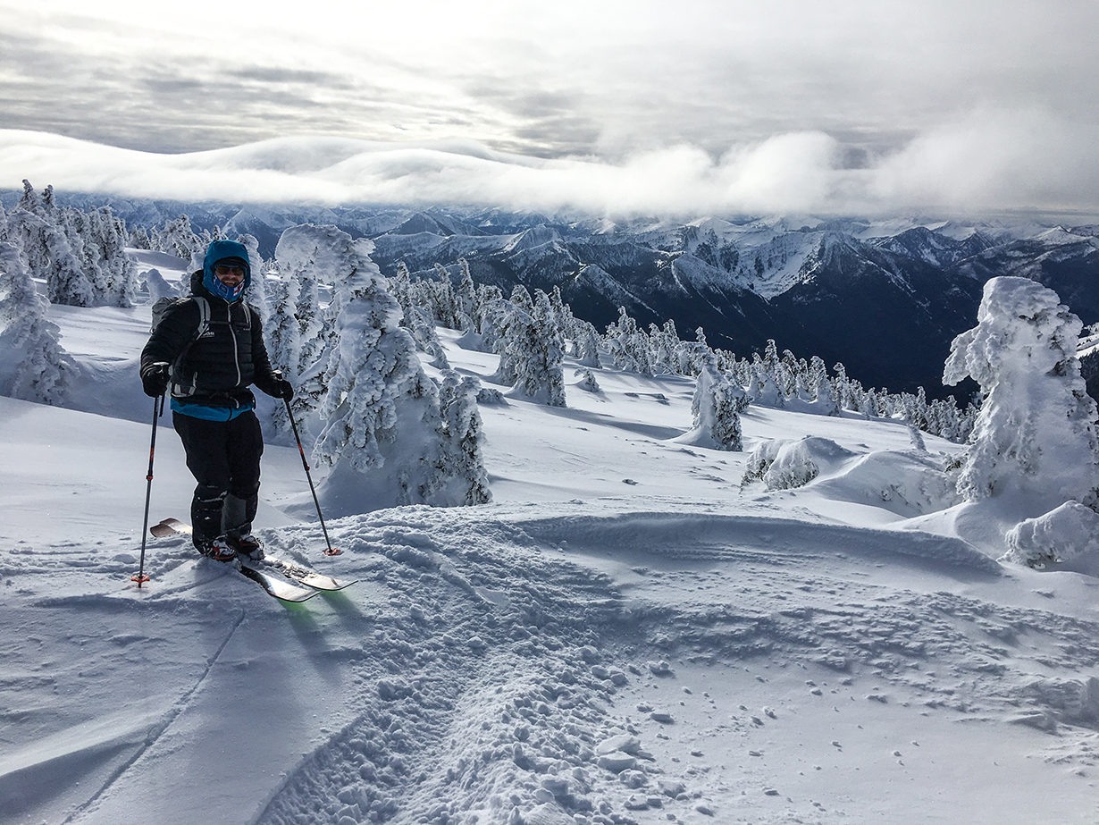 David Steele reviews the Mt Baker Mod Mitt for Blister Gear Review