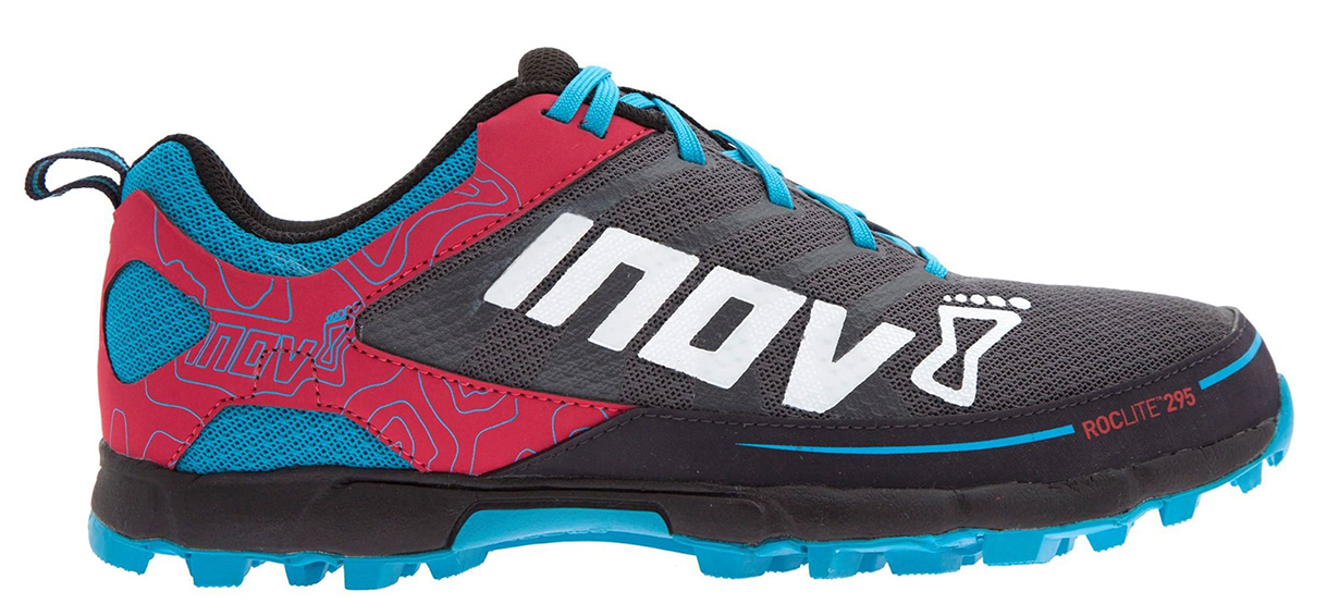 Julia Tellman reviews the Inov-8 Roclite 295 for Blister Gear Review