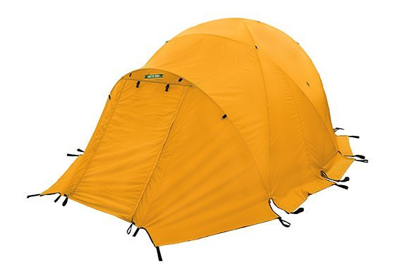 Paul forward reviews the Arctic Oven Igloo for blister Gear Review
