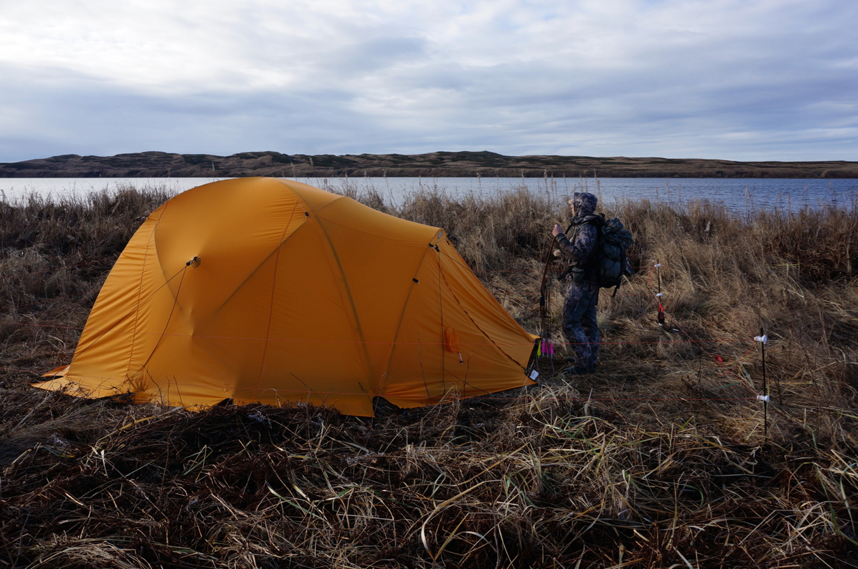 Paul Forward reviews the Arctic Oven Igloo for Blister Review