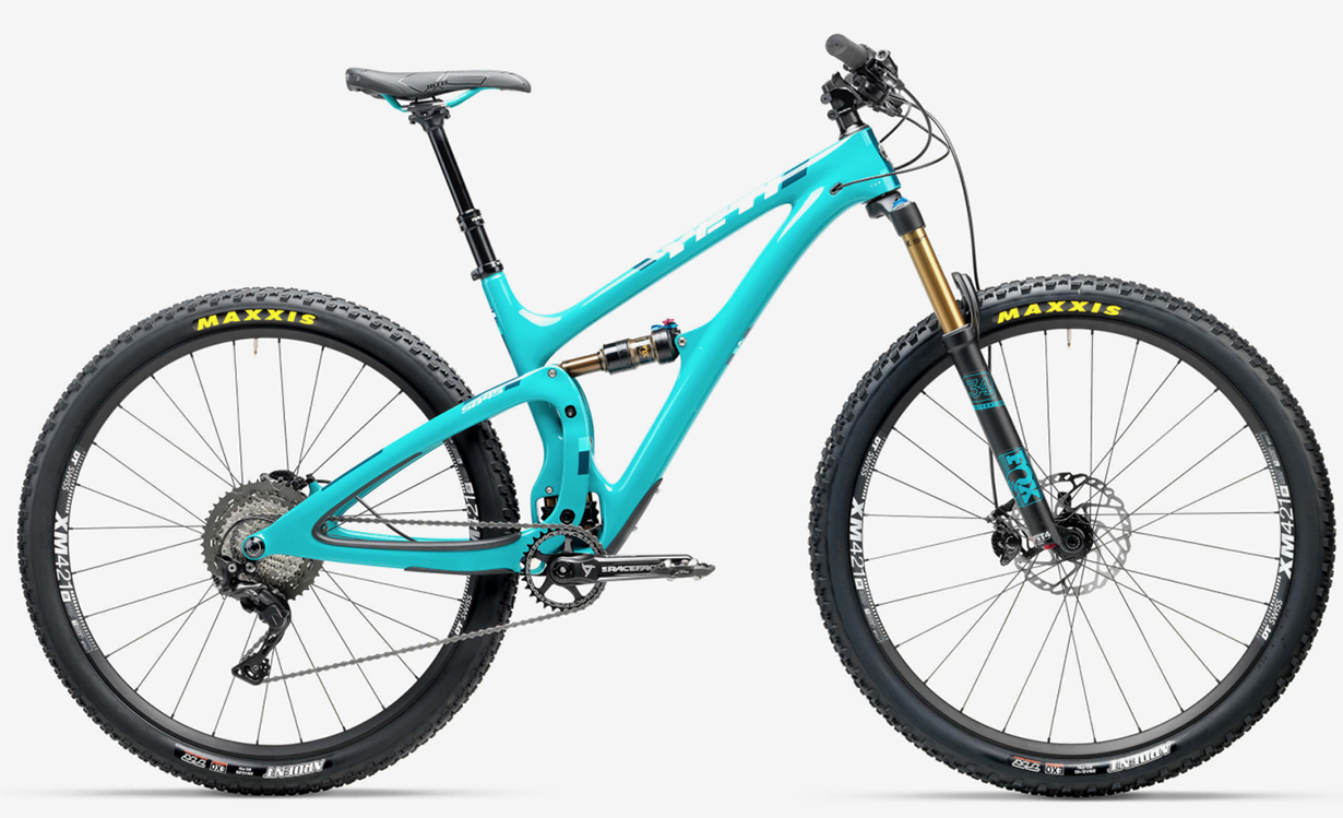 Noah Bodman reviews the Yeti SB 4.5 for Blister Gear Review