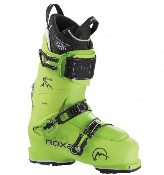 Cy Whitling reviews the Roxa R3 130 T.I. for Blister Gear Review