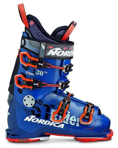Cy Whitling reviews the Nordica Strider Pro 130 for Blister Gear Review.