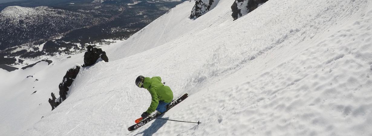 Mt Bachelor Trip Report Blister Gear Review
