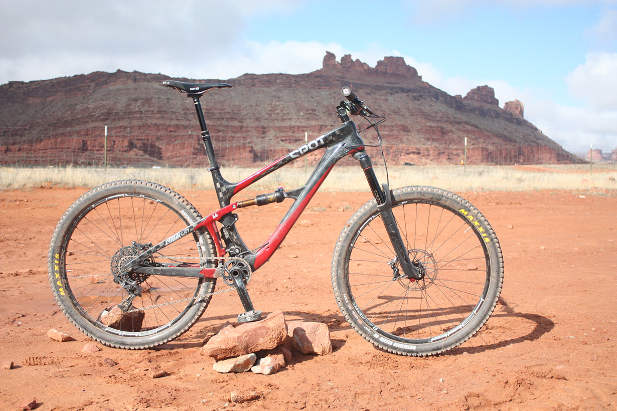 Xan Marshland reviews the Spot Rollik 557 for Blister Gear Review