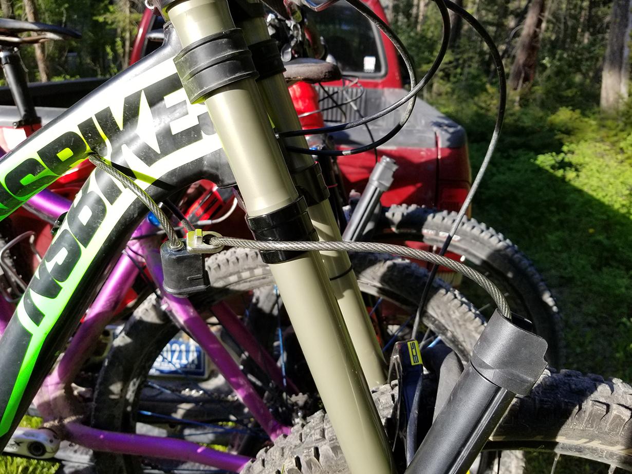 Rocky Mounts Splitrail Bike Rack Blister Gear Review
