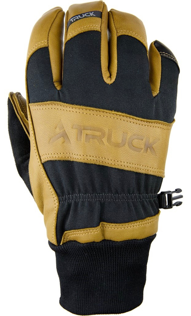 Brian Lindahl reviews the Truck M1 Glove for Blister Review