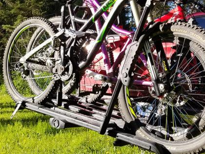Rocky Mounts SplitRail Bike Rack