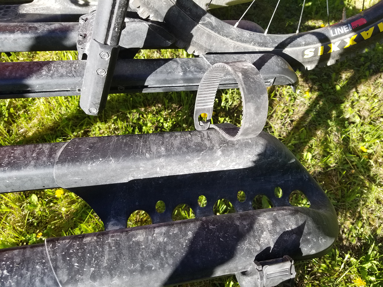 Noah Bodman reviews the Rocky Mounts SplitRail rack for Blister Gear Review.