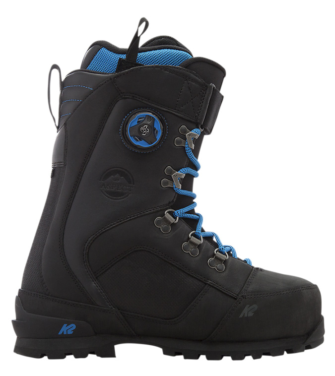 Andrew Forward reviews the K2 Aspect boot for Blister Gear Review.