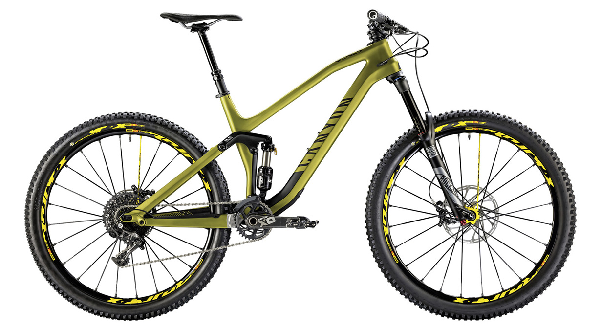 Xan Marshland reviews the Canyon Spectral 9.0 EX for Blister Gear Review