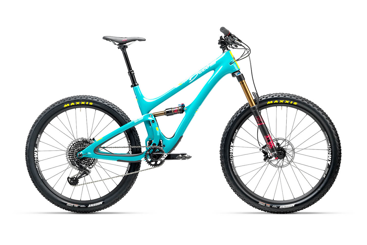 Tasha Heilweil reviews the Yeti SB5 Beti for Blister Gear Review