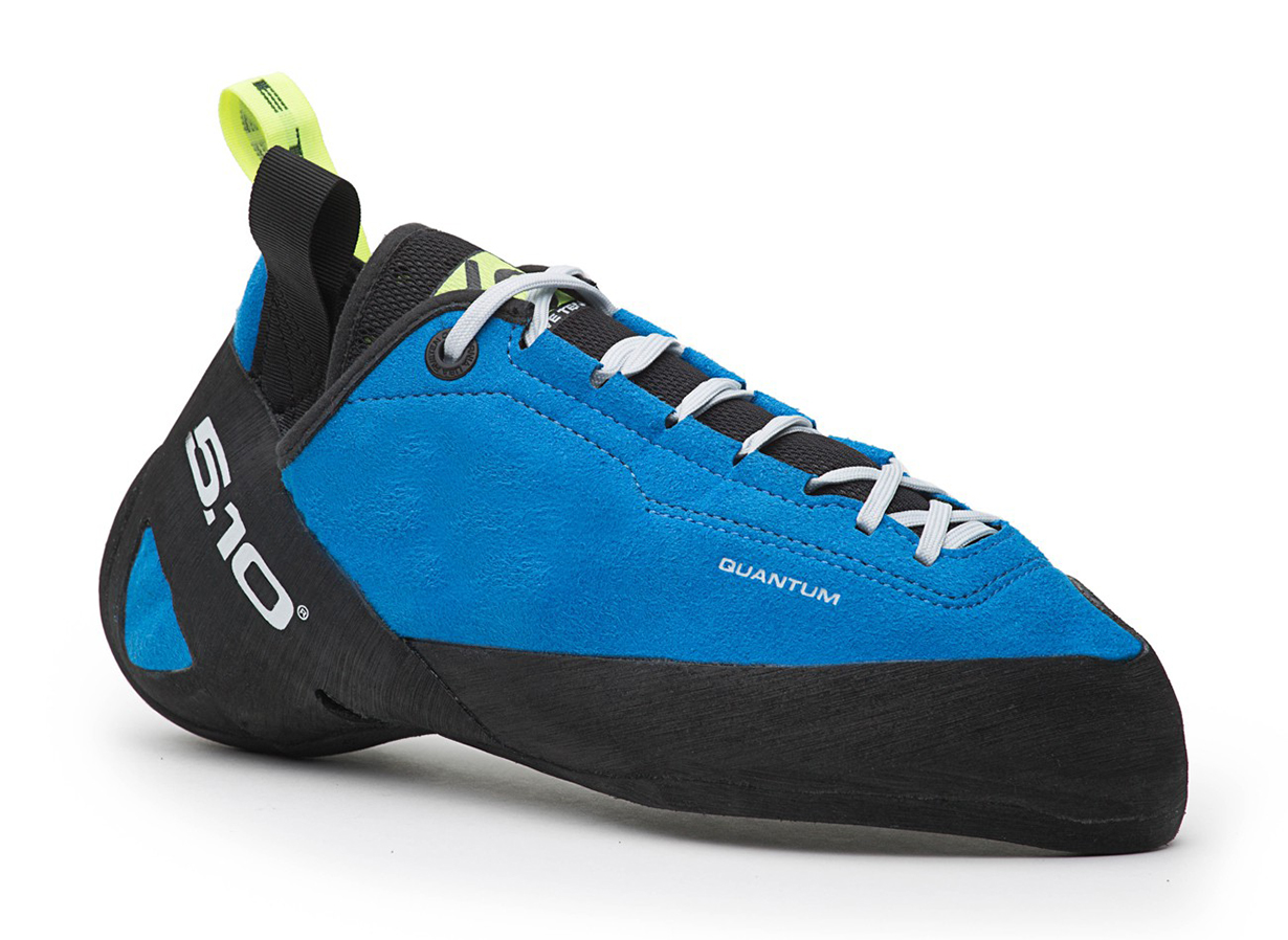 Dave Alie reviews the Five Ten Quantum for Blister Gear Review