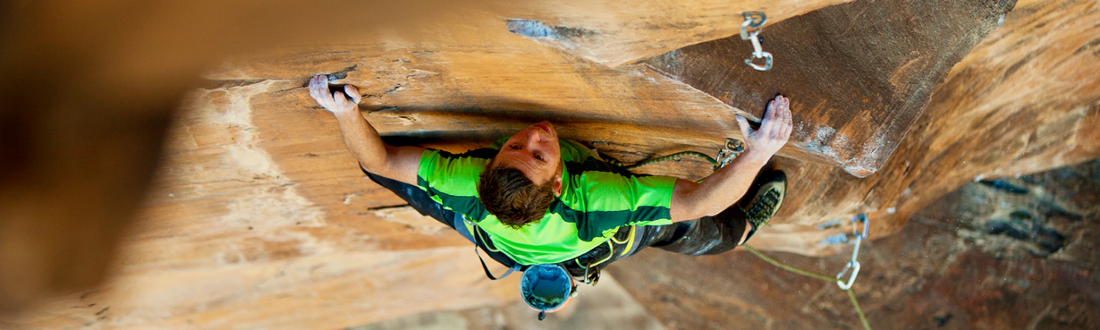 Tommy Caldwell, Climber, Blister Podcast