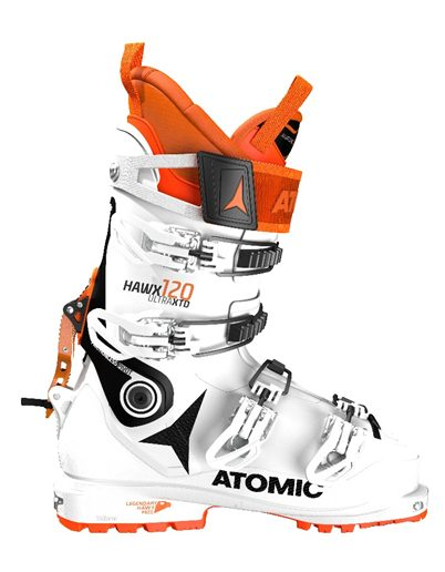 Cy Whitling reviews the Atomic Hawx Ultra XTD 120 for Blister Gear Review.
