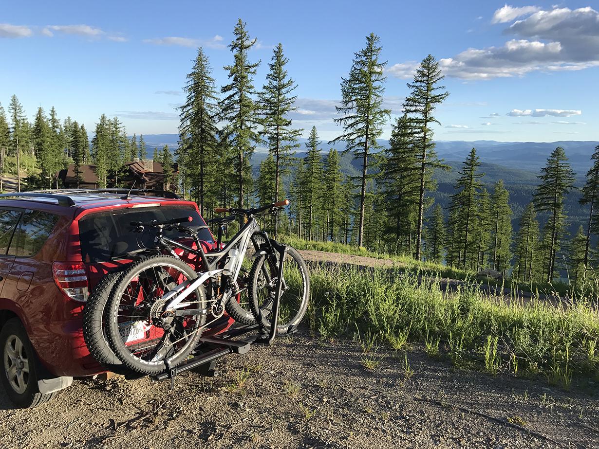 Noah Bodman reviews the Kuat NV Base 2.0 Bike Rack for Blister Gear Review