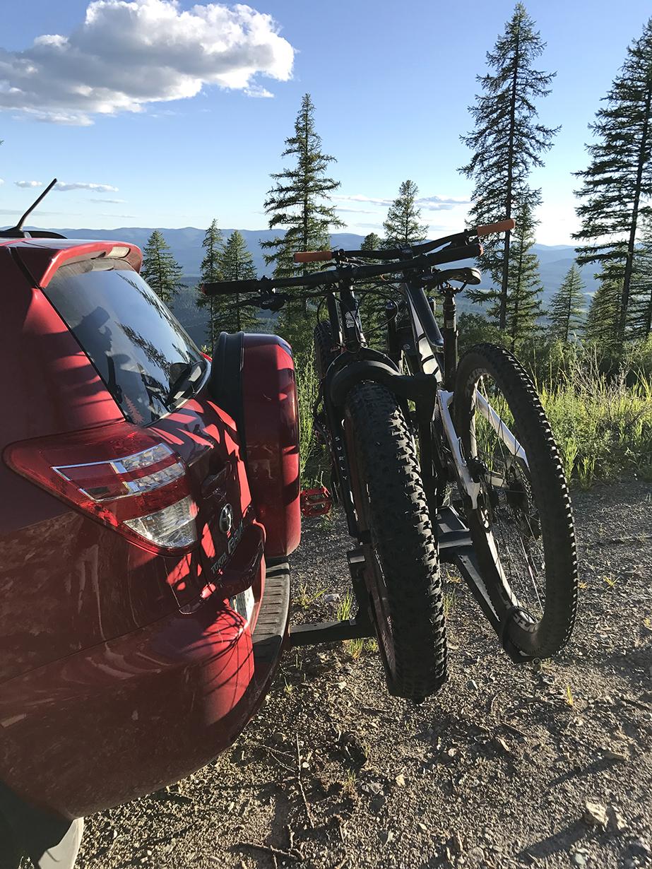 Kuat Nv Base 2 0 Bike Rack Blister Gear Review Skis