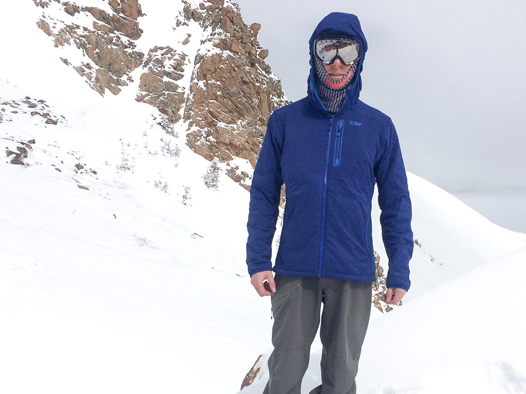 Outdoor Research Ascendant Hoody Blister Gear Review