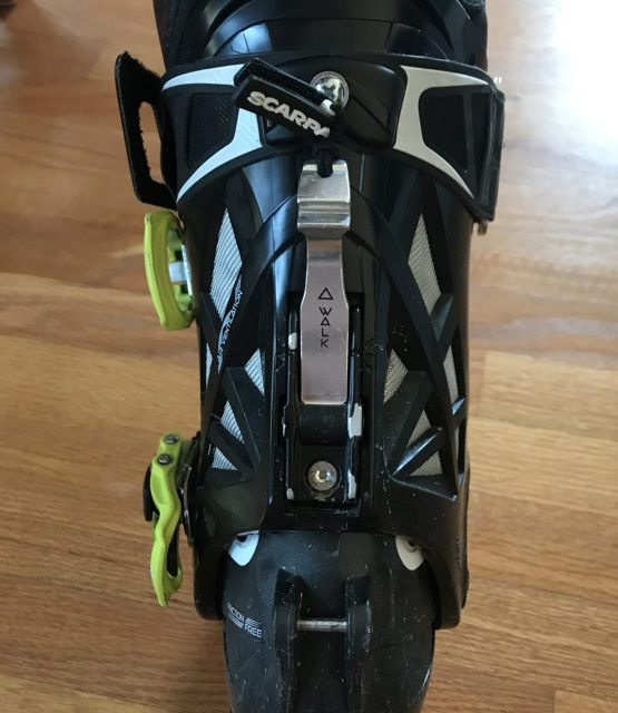 Sam Shaheen reviews the 2017 Scarpa Maestrale RS for Blister Gear Review.