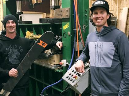 Jason Levinthal Acquires 4FRNT Skis