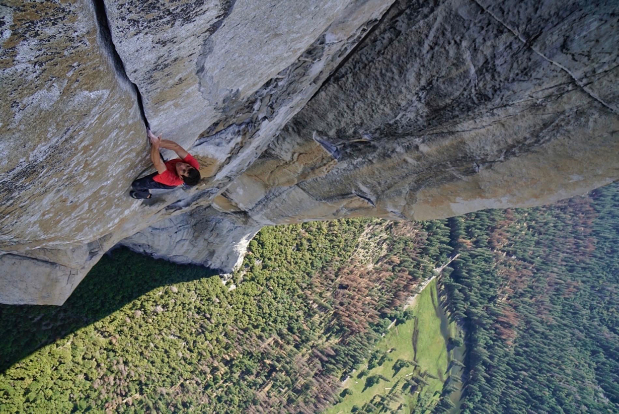 Alex Honnold on the Blister Podcast