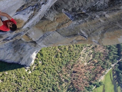 Ep. 43: Alex Honnold's Free Solo of El Cap