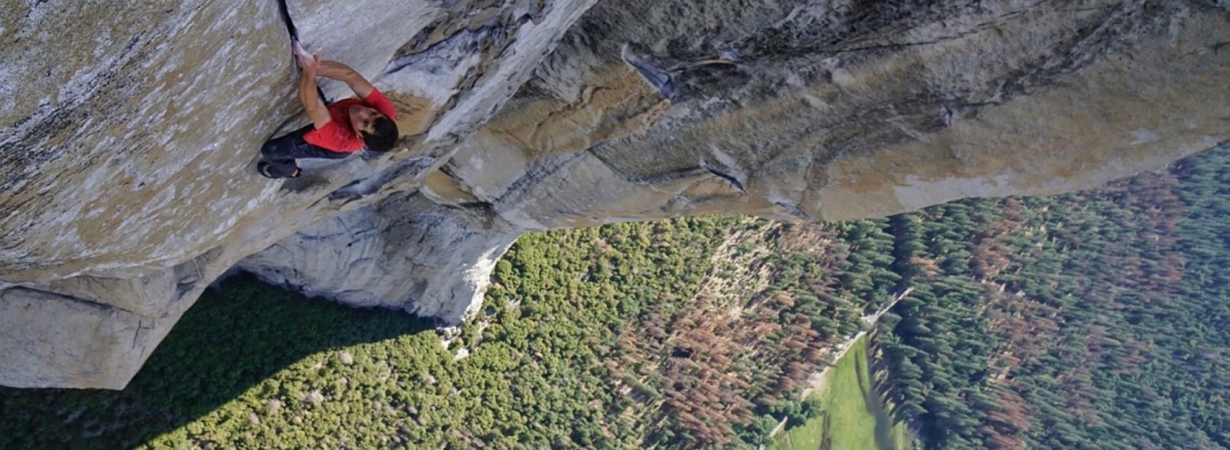 Alex Honnold's Free Solo of El Cap on the Blister Podcast