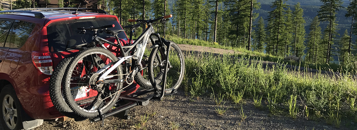 Noah Bodman reviews the Kuat NV 2.0 Bike Rack for Blister Gear Review