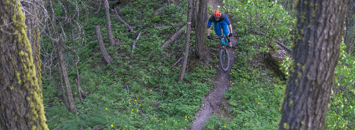 Noah Bodman reviews the Yeti SB5 for Blister Gear Review