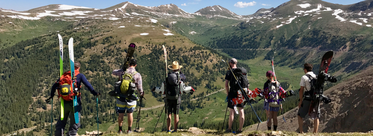 Ep. 47: A Nearly Fatal Birthday in the Backcountry