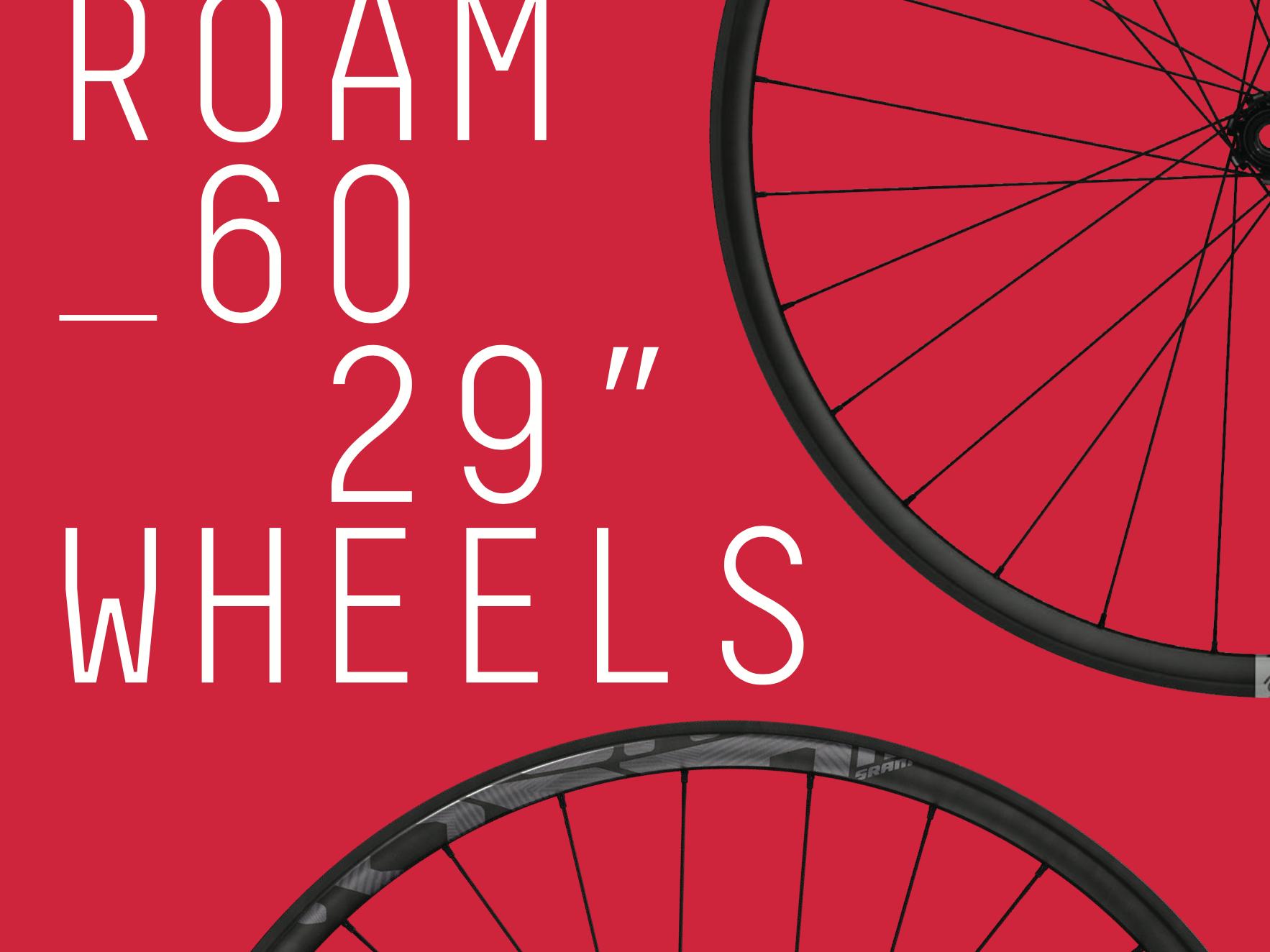 "Noah Bodman reviews Sram's ROAM 60 29"" wheels for Blister Gear Review"