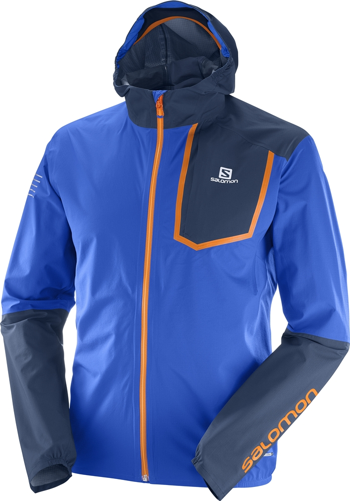 Jed Doane reviews the Salomon Bonatti Pro WP Jacket for Blister Gear Review