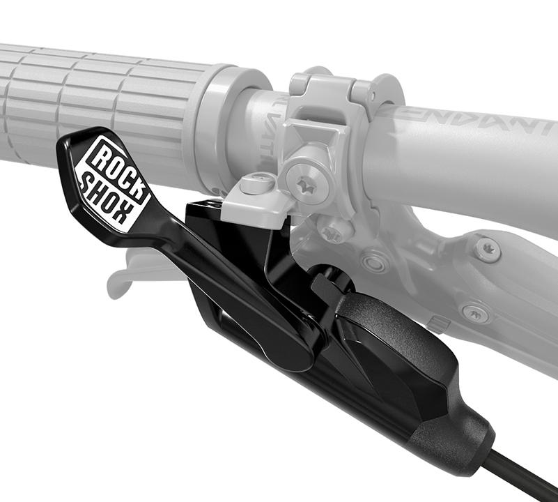 Noah Bodman reviews the Rockshox Reverb 1x lever for Blister Gear review.