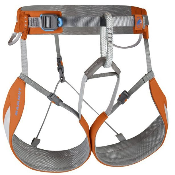 Sam Shaheen reviews the Mammut Zephir Altitude harness for Blister Gear Review.